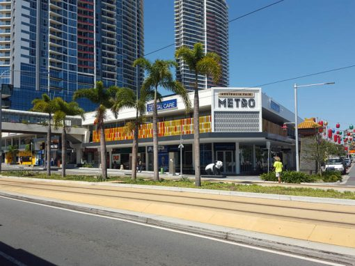 Australia Fair Metro Shopping Centre