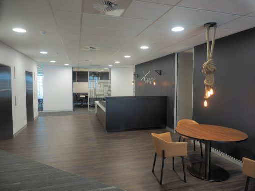 Gasworks Tenancy Fitouts